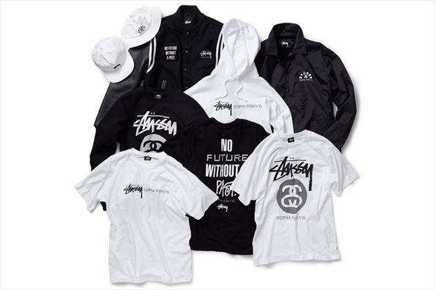 STÜSSY x SOPHNET.collaboration item
