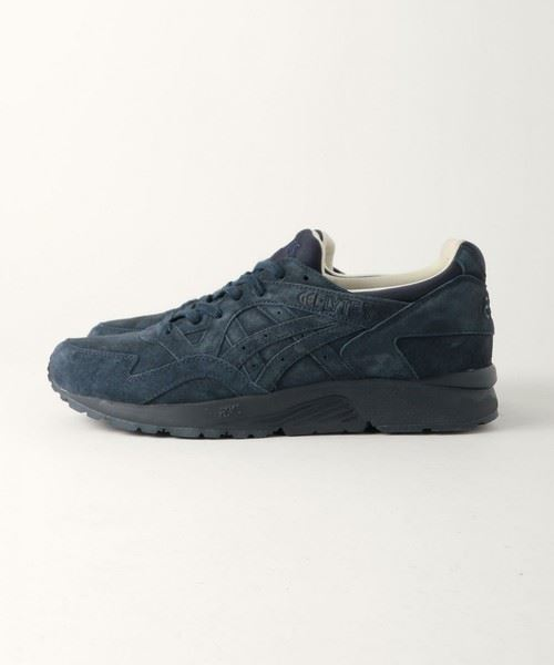 asics×UNITED ARROWS別注「GEL-LYTE V NAVY」スニーカーの画像2