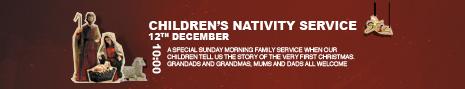 Children's Nativity Service