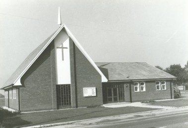 Church Buildings in the 80's