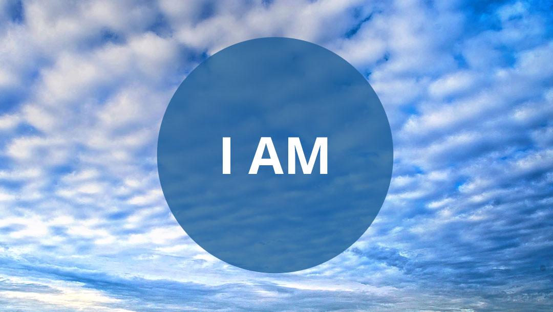 I AM – Who do you say that I am – Luke 9:20: Mark Sleet