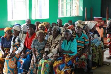 Kibagora Older People's Meeting