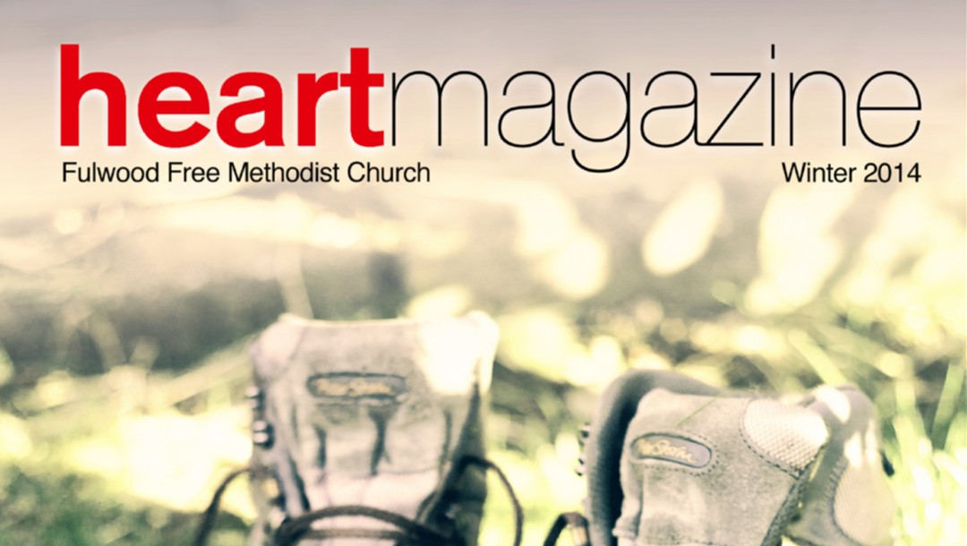 Heart Magazine – Winter 2014: Stories of new-found confidence, courage, hope and joy