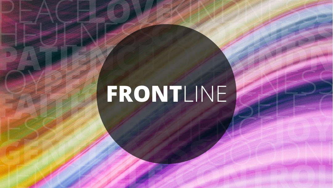 FRONTLINE – Joy and Depression – Galatians 5:22-23: Dave Sewell