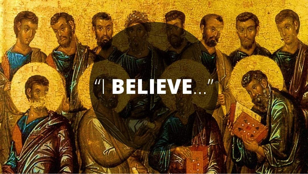 """I BELIEVE…Jesus will come again"": Ian Higginbotham"