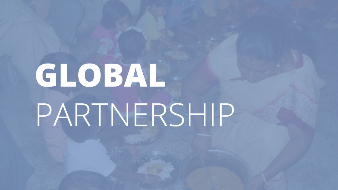 Your Gifts Making a Difference to our Global Partners