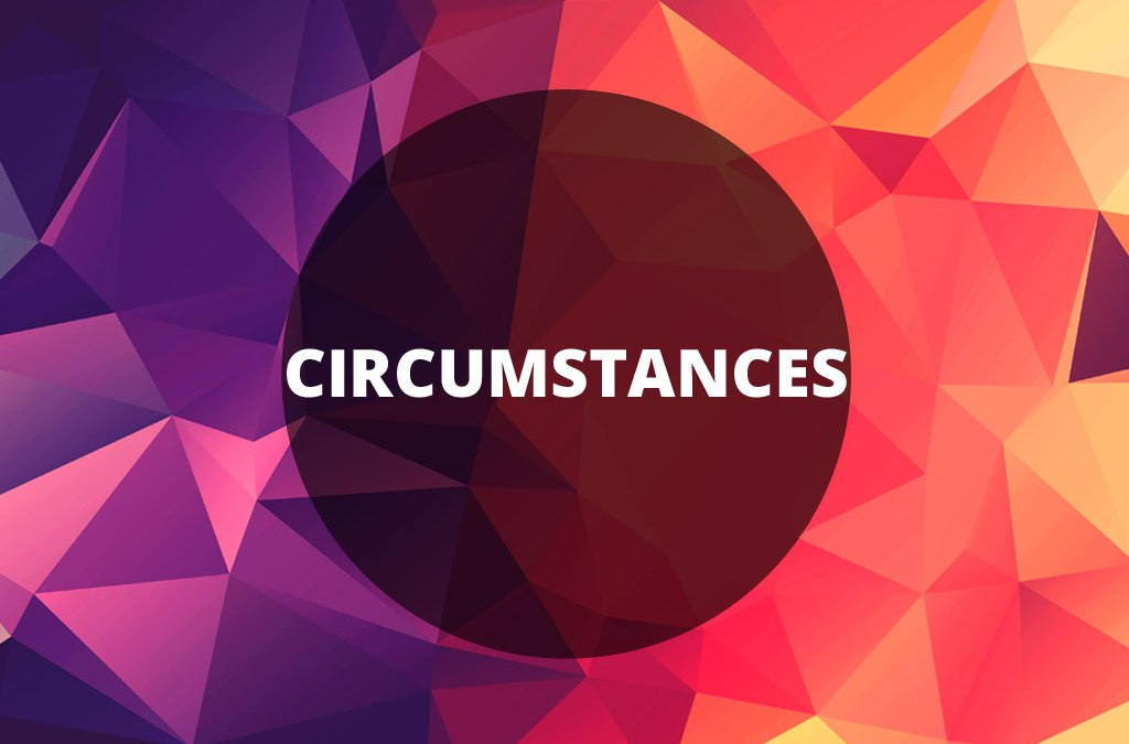 CIRCUMSTANCES – RUTH: Esther Scholes
