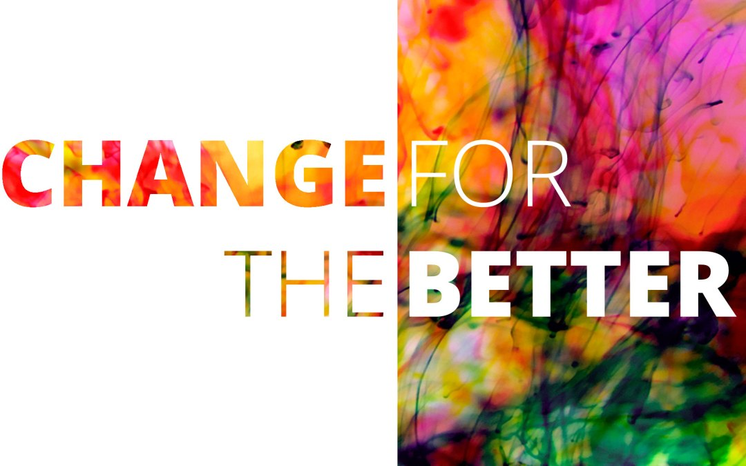 Change for the Better | Nick Cuthbert