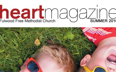 Heart Magazine – Summer 2016 – Your Story is Valuable