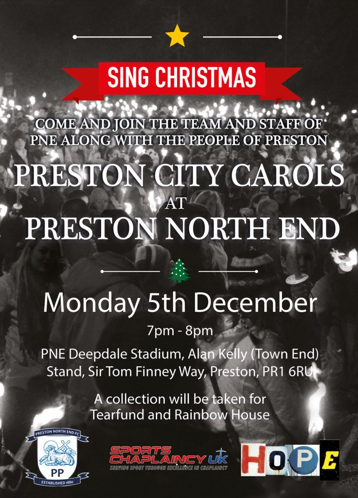 Preston City Carols