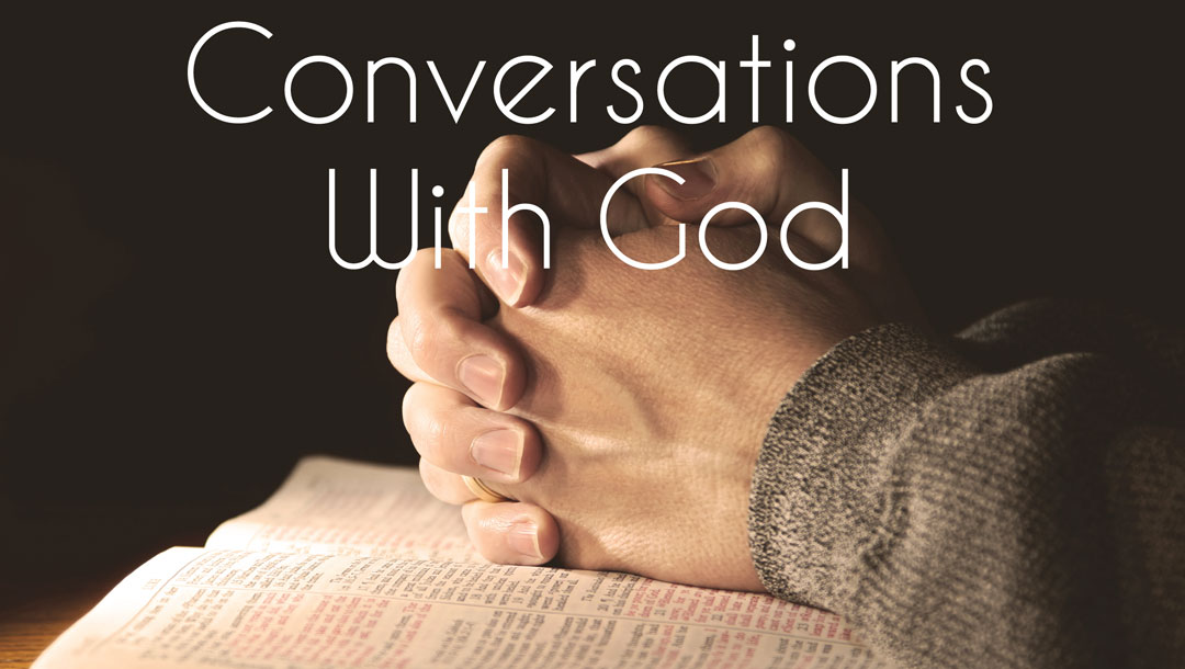 Conversations with God | Prayer Day 2017