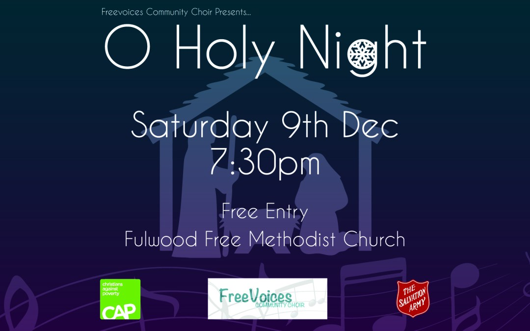 FreeVoices Community Choir presents: O Holy Night