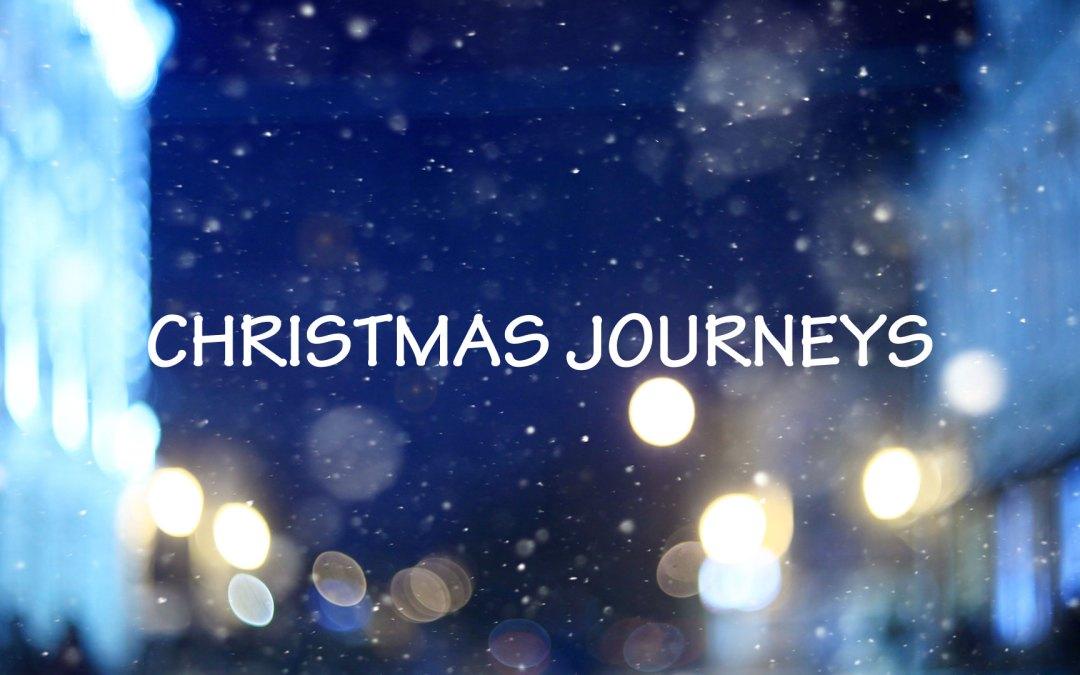 Christmas Journeys | The Dream Inspired Journey | Matthew 1:18-24 | Andrew Gardner