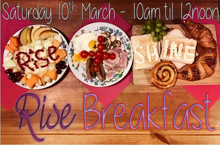 Rise and Shine Breakfast | Rise Ladies Ministry
