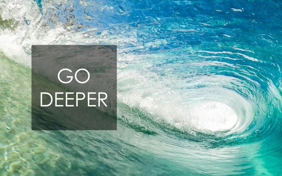 Deeper Joy | 1 John 1 | Dave Sewell
