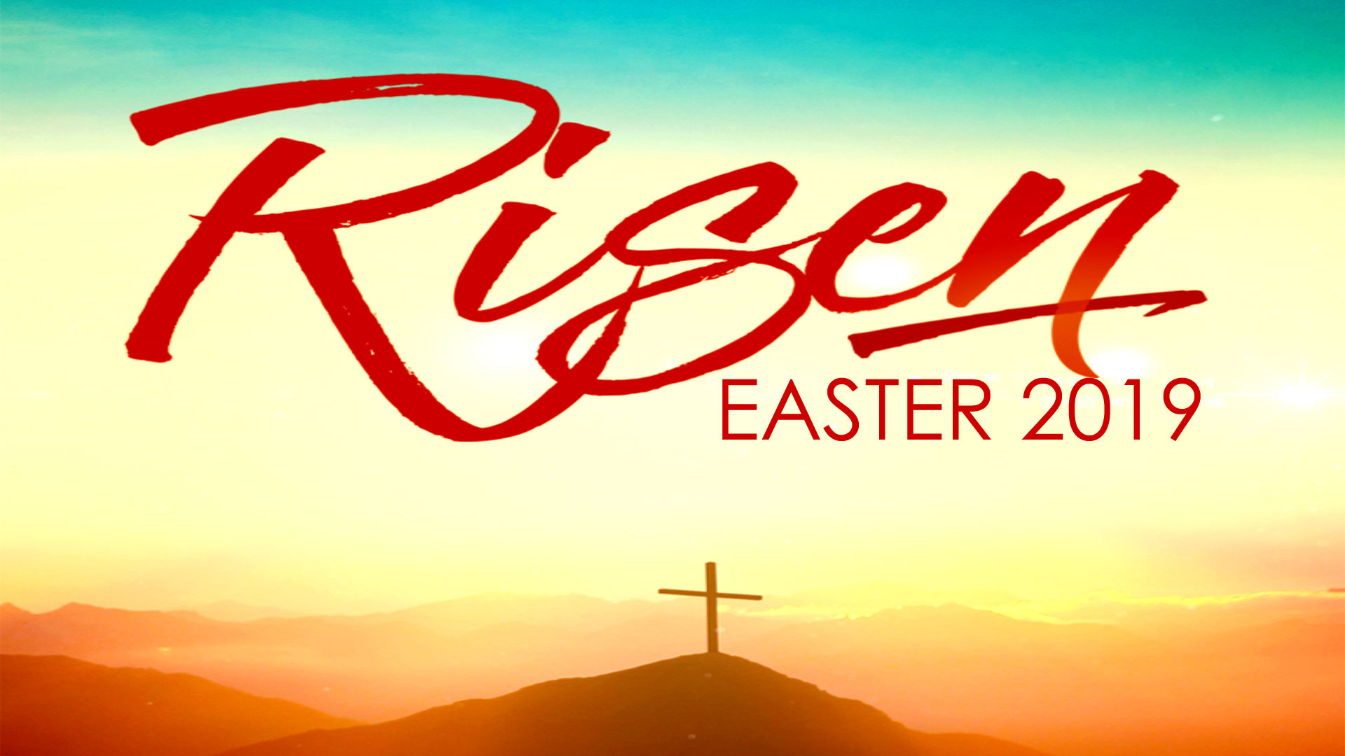Easter Sunday - All Age Celebration - The Mystery of Easter
