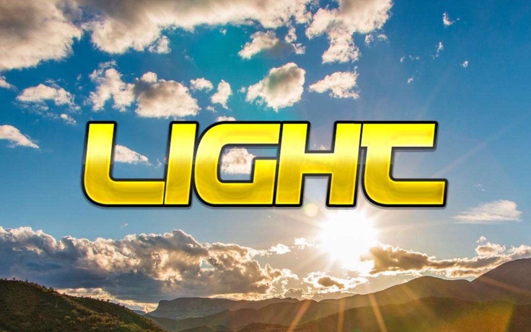 Light | Exodus 3:1-6, John 8:12-20 | Robert Walsh