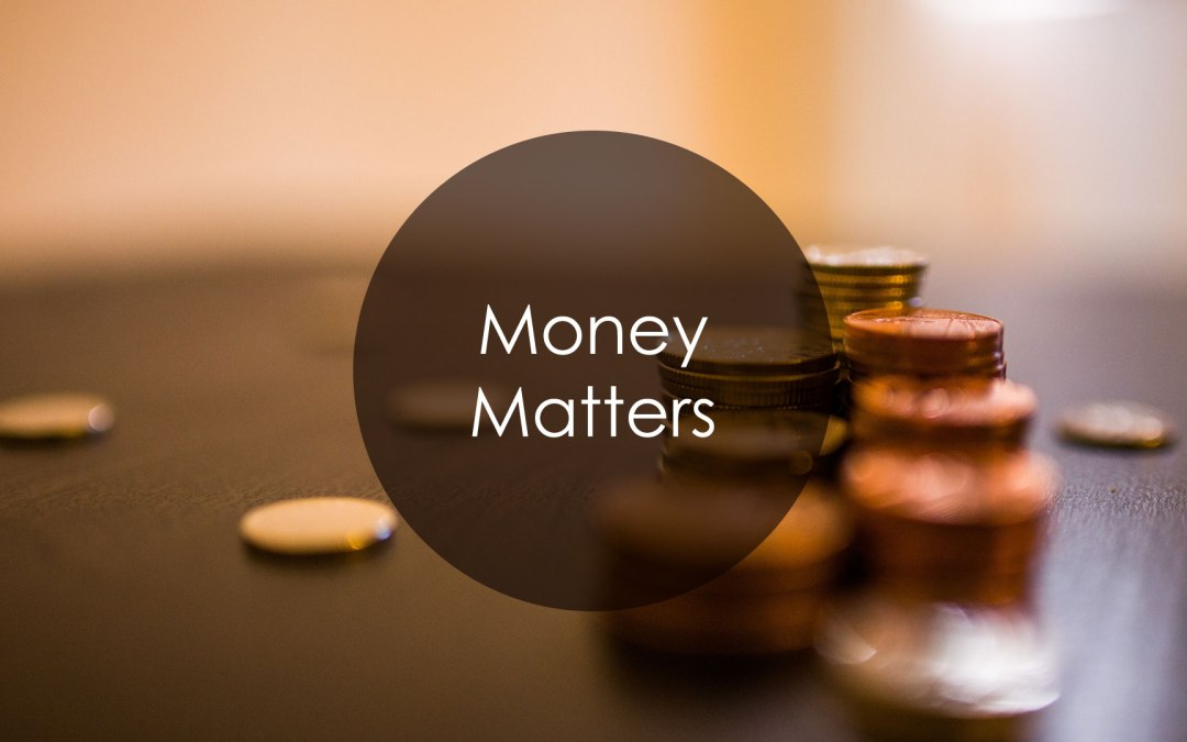 Money Matters – Ladies who Launch | Luke 8:1-5 | Diana Jackson