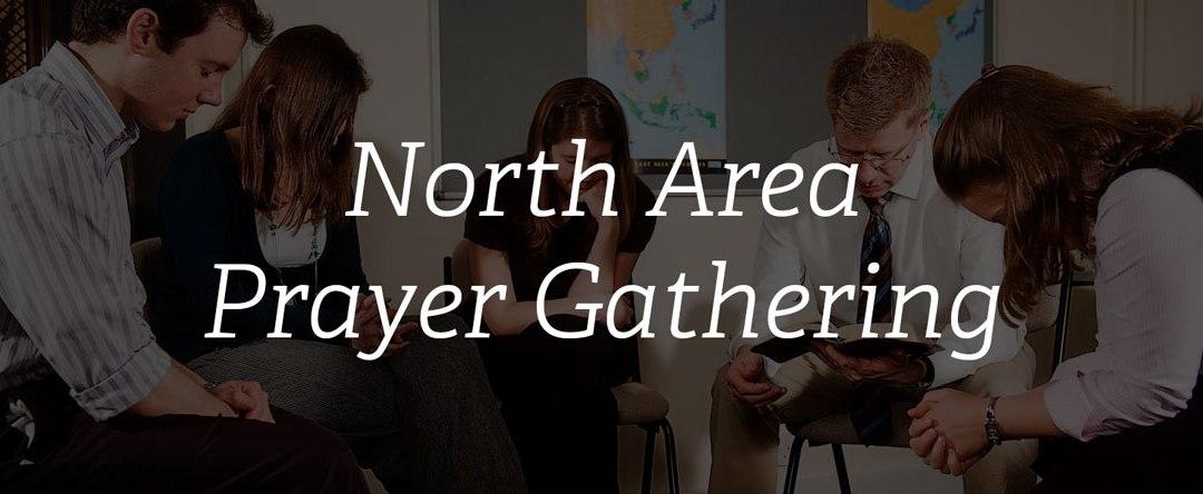 OMF North Area Prayer Gathering