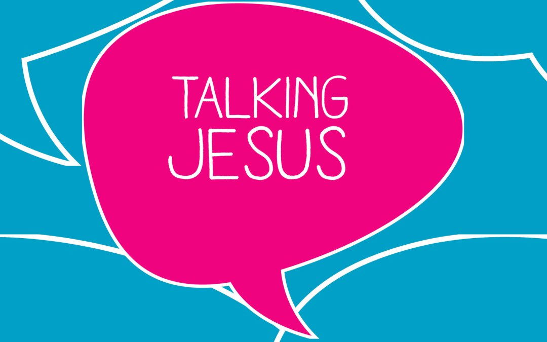 Talking Jesus – Everyone Talking Jesus | Mark 8:27-29 | Ian Clarkson