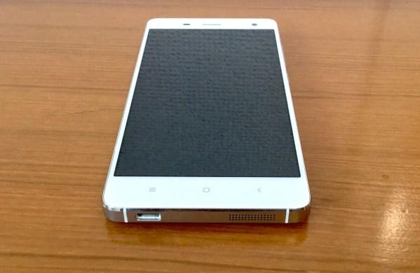 Xiaomi シャオミ MIUI7 レビュー Mi4 White  Mi5