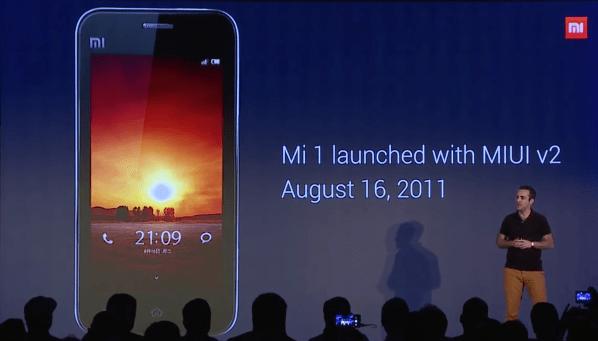 Xiaomi シャオミ MIUI7 レビュー Mi4 MIUI v2  Mi5