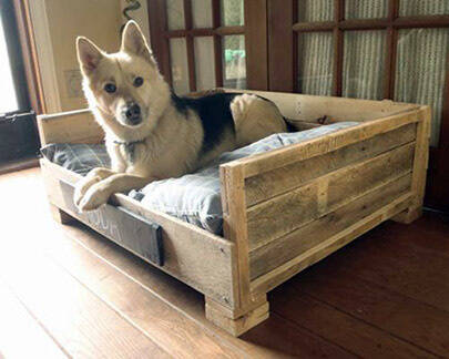 26 wonderful constructions with pallets