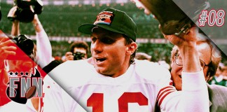 Fumble na Net 008 - Joe Montana