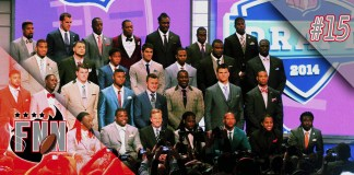 Fumble na Net 015 - Análise do NFL Draft 2014