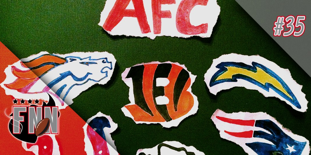 Fumble na Net 035 - Preview AFC 2015