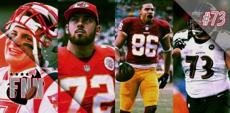Fumble na Net 073 Offensive Line e Tight Ends