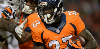 Vikings contrata o Running Back Ronnie Hillman