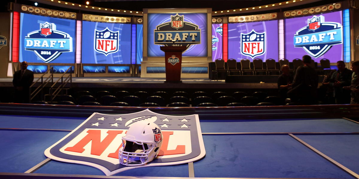 NFL para leigos - Draft - Fumble na Net Podcasts 7692ee7b366f1