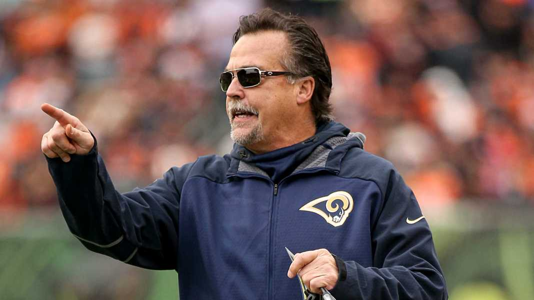 Los Angeles Rams demitiu o head coach Jeff Fisher