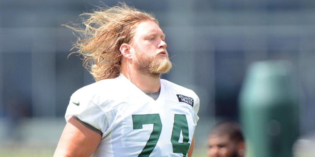 Jets coloca o center Nick Mangold na IR