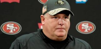 San Francisco 49ers demite Chip Kelly