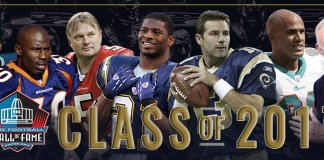Classe 2017 do Hall of Fame da NFL