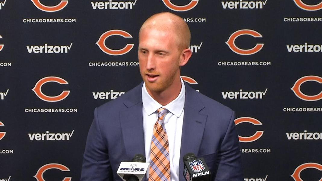 Chicago Bears contrata Mike Glennon