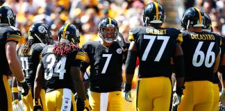 Roster Final do Steelers - Tight ends