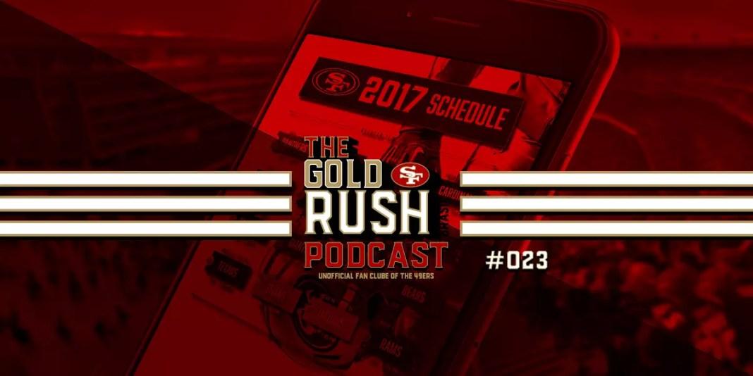 Calendário 49ers 2017