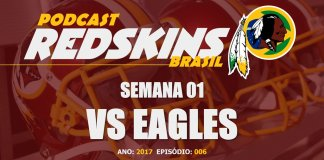 Redskins vs Eagles - Semana 1 Temporada 2017