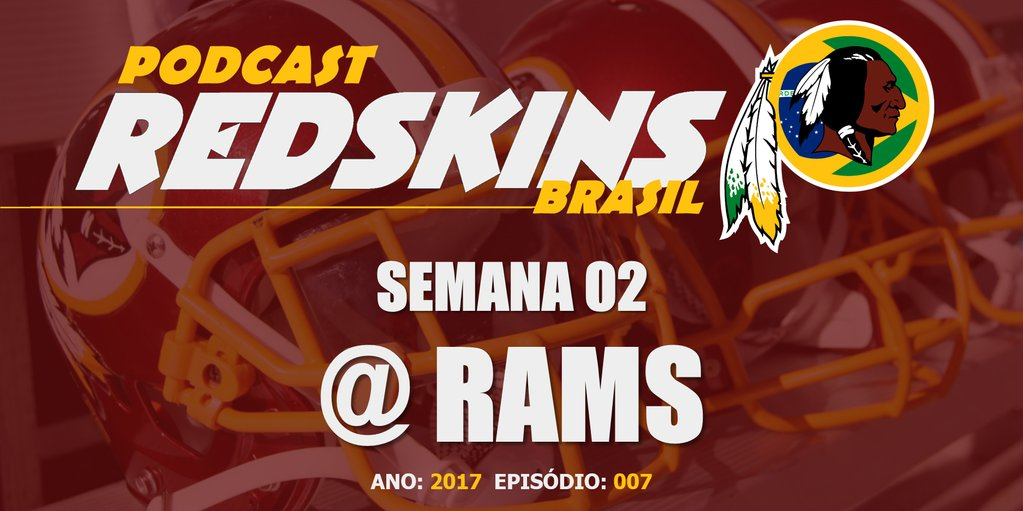 Redskins vs Rams - Semana 2 Temporada 2017