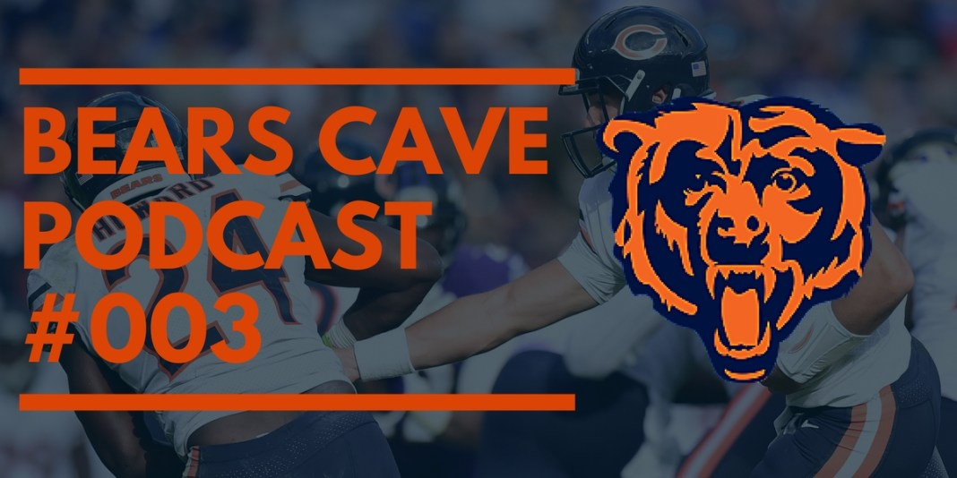 Bears vs Ravens - Semana 6 Temporada 2017