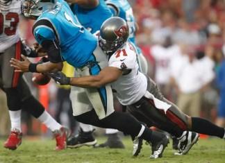 Panthers x Tampa Bay Buccaneerrs Pré jogo Semana 8