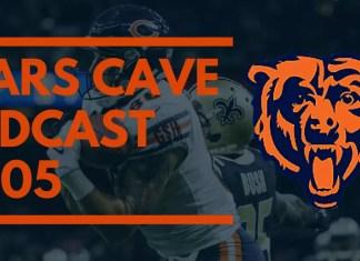 Bears vs Saints - Semana 8 Temporada 2017