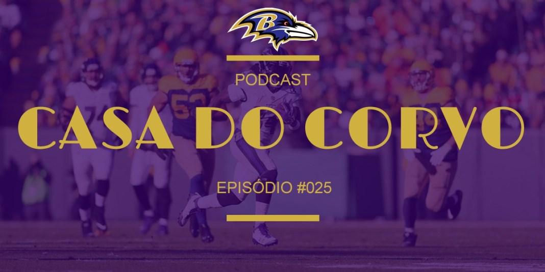 O terceiro Shutout do Baltimore Ravens