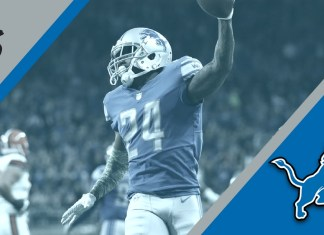 Lions vs Browns - Semana 10 Temporada 2017