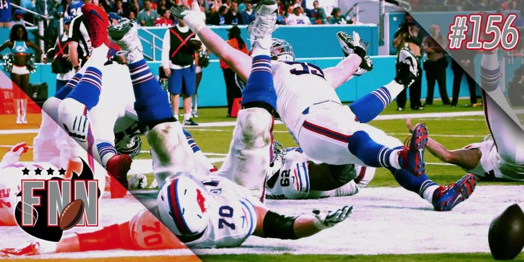 Fumble na Net 156 - Semana 17 NFL 2017