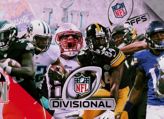 Preview Divisional Round NFL 2017