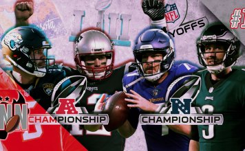 Preview Finais de Conferência NFL 2017